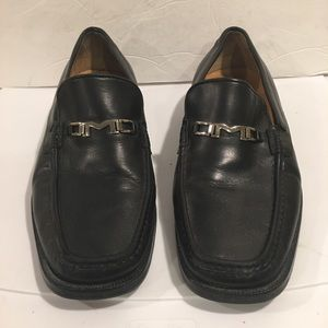 "Bruno Magli mens loafers  ""Blaine"" sz 12 wide"